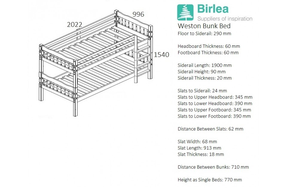 Second Hand Bunk Beds Cardiff